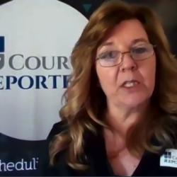 Karen Renee, eCourt Reporters